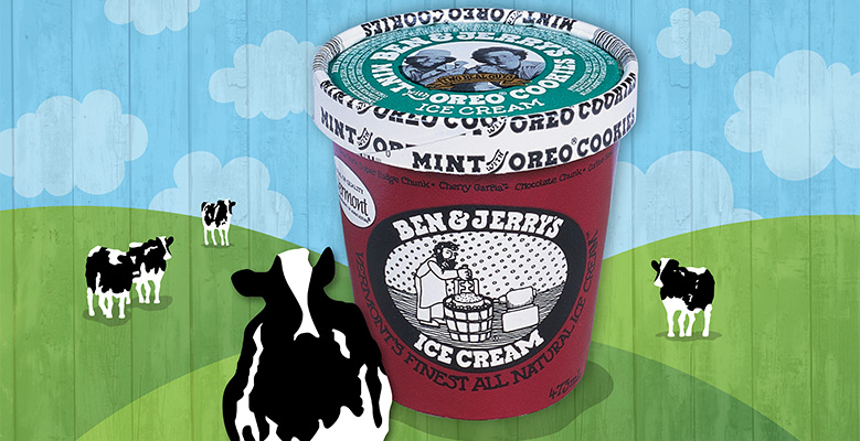 Ben & Jerry's original ice cream flavors